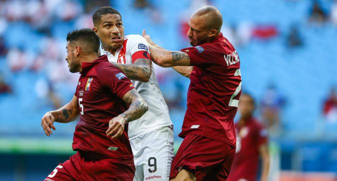 Copa America, Perù fermato da Venezuela e Var: è 0-0