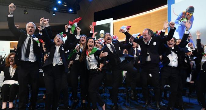 Milano-Cortina, il sogno diventa realtà: in Italia i Giochi invernali 2026!