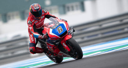 A Bradl la Honda di Lorenzo in Germania