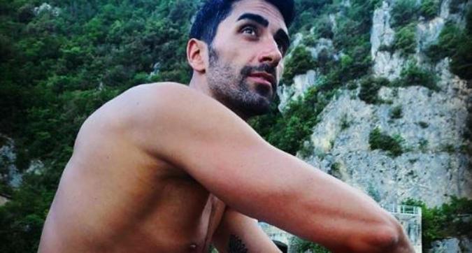 Sardegna, Magnini salva un bagnante in difficoltà