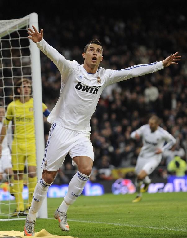 Ronaldo, 307 gol in Liga