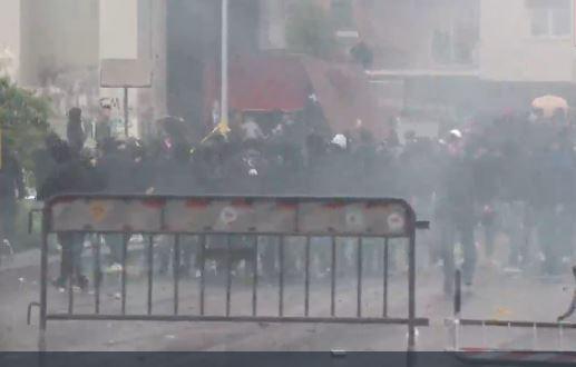Coppa Italia, scontri fuori dallo stadio