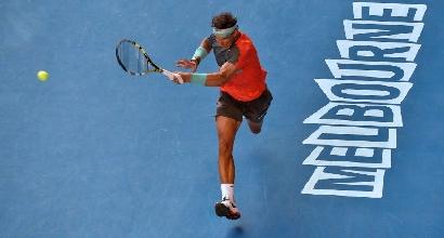 Australian Open: Nadal ai quarti