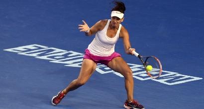 Wta Indian Wells: Vinci eliminata, sorpresa Dellacqua