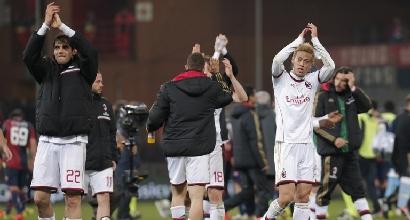 Milan in corsa per l'Europa League con l'obiettivo Inter - Calcio