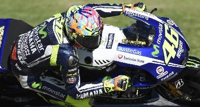 MotoGP, San Marino: pole per Lorenzo, Rossi terzo