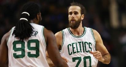 Nba: Okc da playoff, Datome non basta a Boston