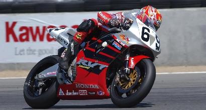 Hayden sulla Honda Superbike