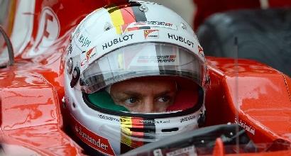 """Vettel si schiera con Rossi: """"Ha fatto assolutamente la cosa giusta"""""""