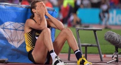 Niente Rio per Tamberi: lesione del 50% del legamento deltoideo della caviglia