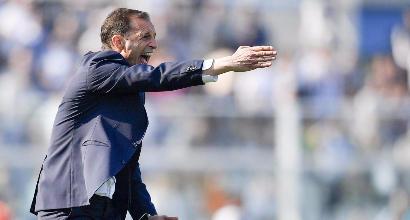 Roma, Dzeko non basta: 1-1 con l'Atalanta e addio Scudetto