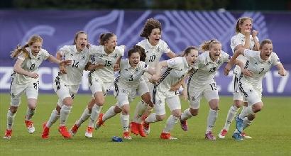 Nuovo format dei rigori, la prima volta: Norvegia ko con la Germania