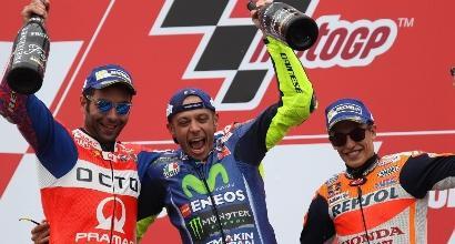 Rossi, foto lapresse