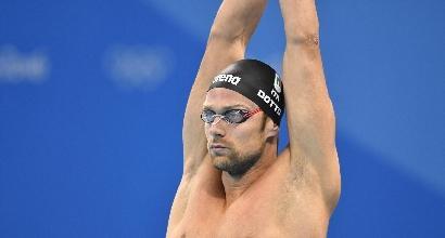 Nuoto: Dotto, Orsi e Sabbioni d'oro