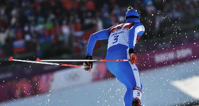 Sci nordico: Pellegrino secondo nella sprint a Falun