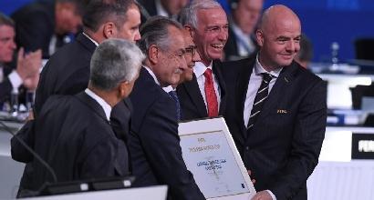 Assegnati i Mondiali 2026: si giocheranno in Canada, Messico e Stati Uniti