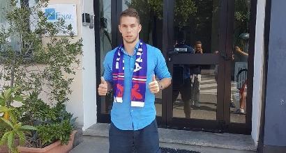 Ufficiale, Fiorentina: è arrivato Pjaca<br />