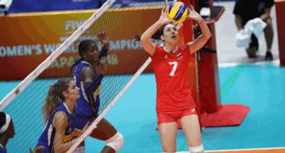 Volley, Mondiali donne: l'Italia parte forte con il 3-0 alla Bulgaria