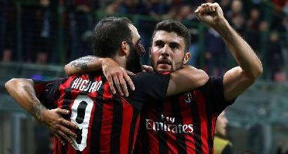 Milan batte Olympiacos 3-1