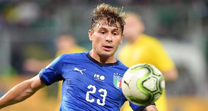 """Barella fa l'occhiolino all'Inter: """"Tifoso? No, ma..."""""""