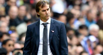 Real Madrid, il destino di Lopetegui è segnato: Conte-Solari si scaldano