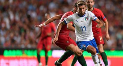 Italia-Berardi, occasione da sfruttare: deve convincere Mancini