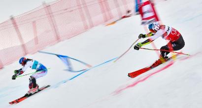 Sci: a St. Moritz è Shiffrin anche in parallelo, slalom maschile annullato