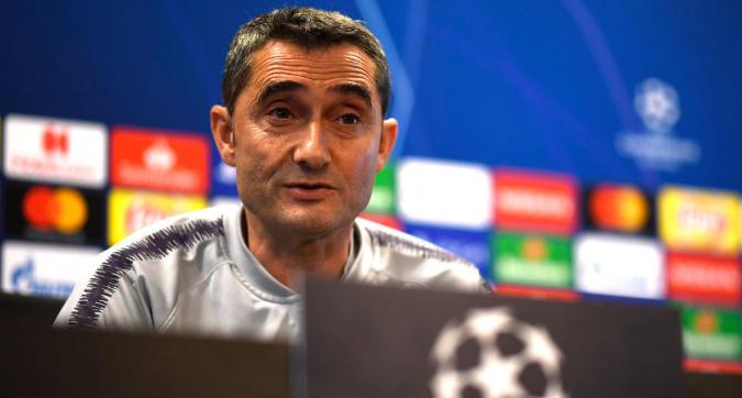 """Valverde teme il Liverpool: """"Vogliamo vincere, ma non dobbiamo prendere gol"""""""