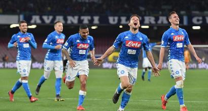 Napoli-Inter, l'importanza dell'ultimo abbraccio ai tifosi