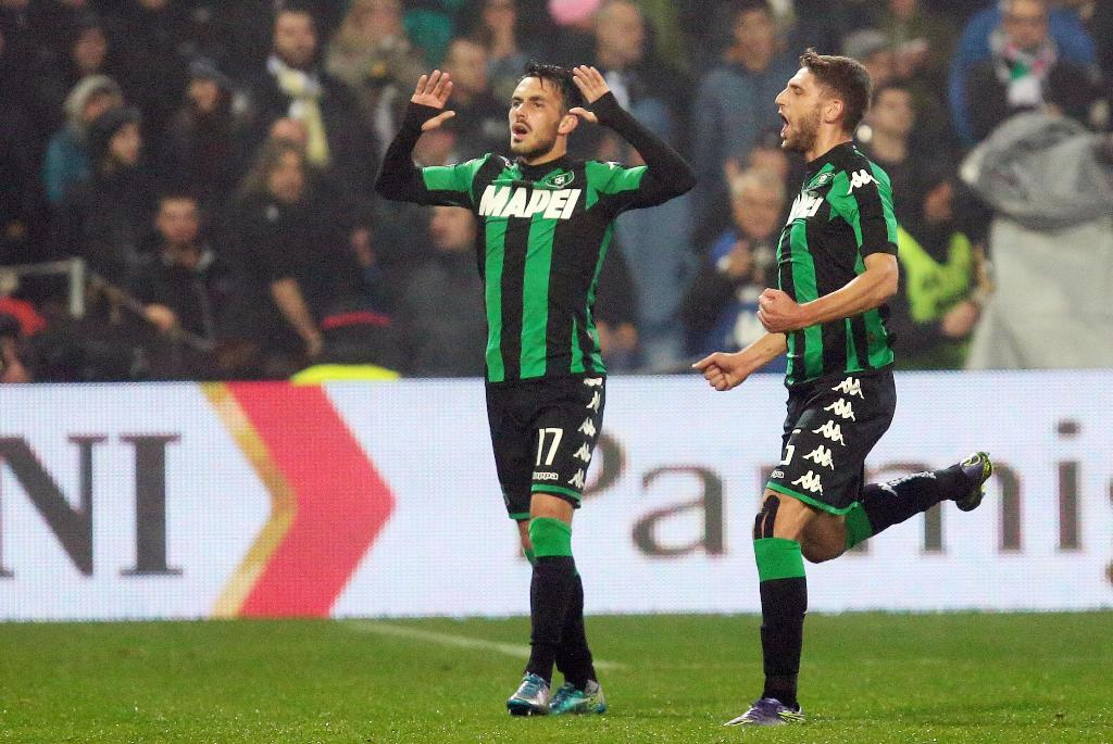 Serie A, Sassuolo-Juventus 1-0: le foto del match