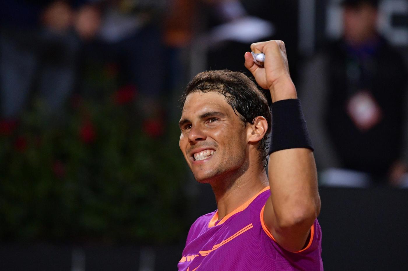 Roma, Nadal e Djokovic volano ai quarti