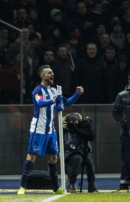 Vedad Ibisevic, 108 gol in Bundesliga