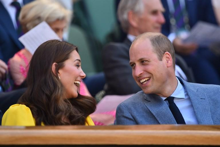 Wimbledon: anche William e Kate alla finale