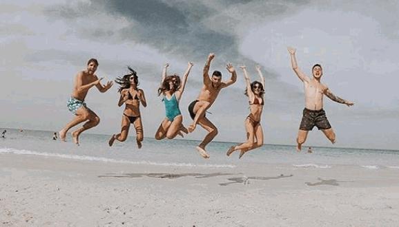 Capodanno 2019, le vacanze degli sportivi