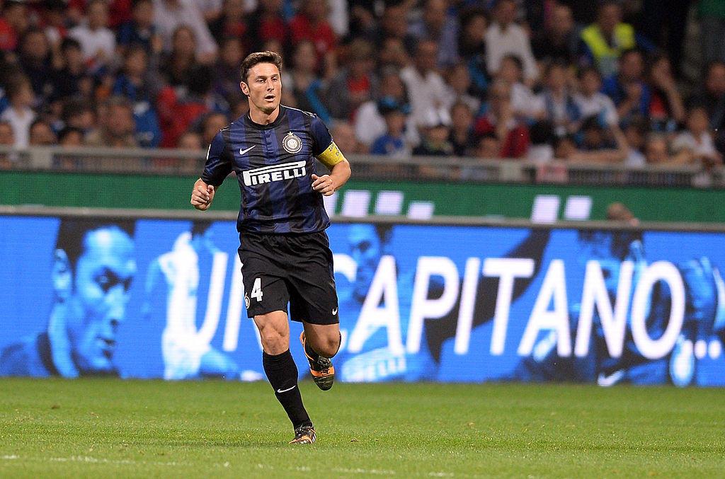 14) Zanetti (Inter): 40 anni, 9 mesi e 8 giorni