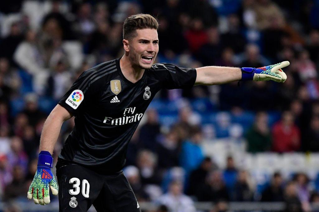 Luca Zidane: il cognome è una garanzia ma davanti ha Courtois, Navas e in estate Lunin tornerà dal prestito