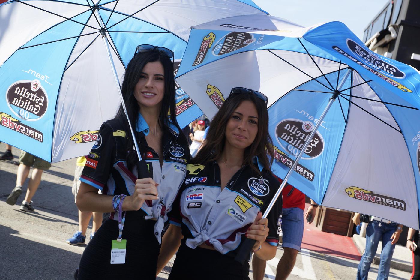 Bufera sessista in Spagna dopo che un'azienda organizzatrice di eventi ha pubblicato un annuncio di ricerca di hostess per il Circuito di Navarra, con...