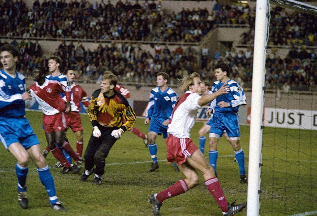 1992-1994: Monaco