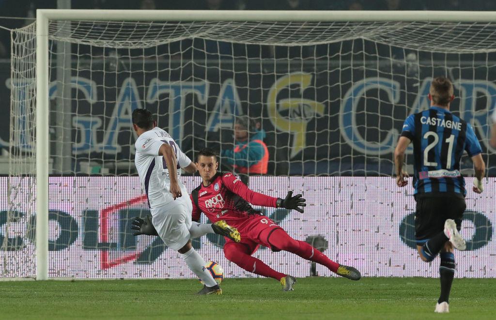 Coppa Italia: l'Atalanta batte la Fiorentina e vola in finale