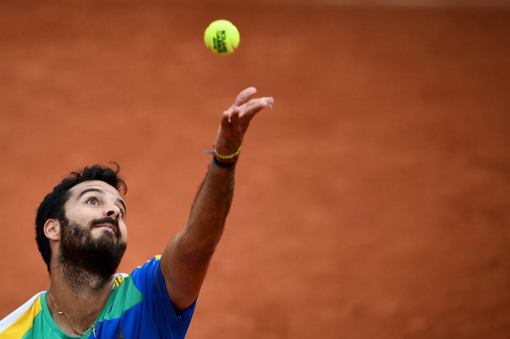 Tennis, Caruso incanta Parigi