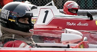 Niki Lauda James Hunt (Ansa)