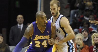 Kobe Bryant, foto Reuters