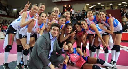 Volley, A1 femminile: Piacenza si conferma, gara 1 è sua