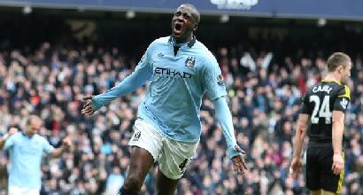 """Manchester City, Touré sotto assedio: """"Le donne non mi danno tregua"""" - Calcio"""