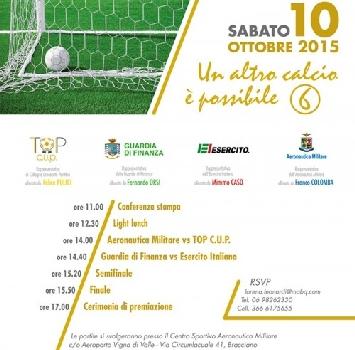 Un altro calcio è possibile: sabato 10 ottobre la sesta edizione