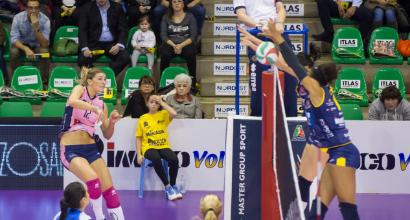 Volley, A1 femminile: Conegliano, vittoria e primato
