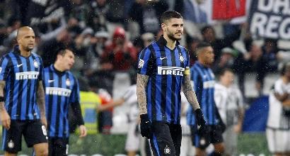 Inter-Juventus 3-5 d.c.r., Mancini: