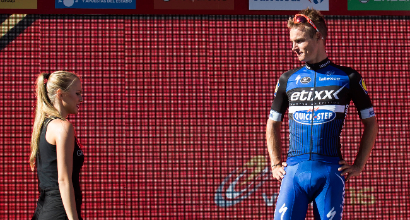Vuelta 2016, 5a tappa: Meersman concede il bis in volata