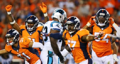 Broncos, foto AFP