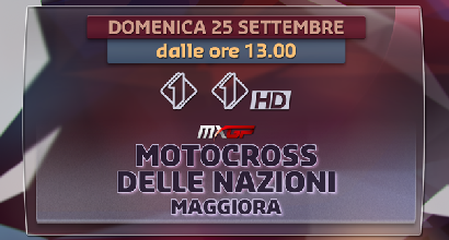 Motocross, il Nazioni in diretta su Italia 1: gli orari